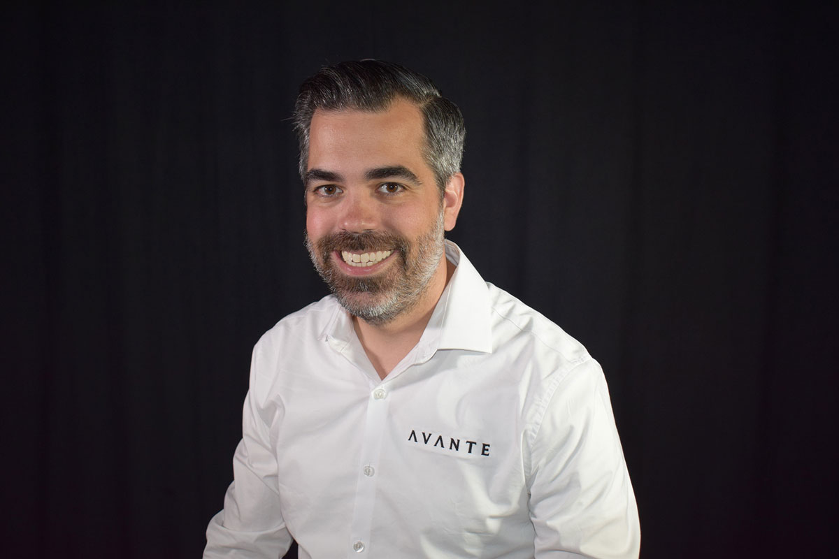 AVANTE Audio Announces Chuck Green as Sales Manager